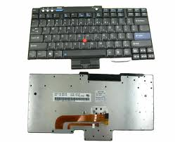 Lenovo IBM THINKPAD R400 R500 T400 T500 Clavier US
