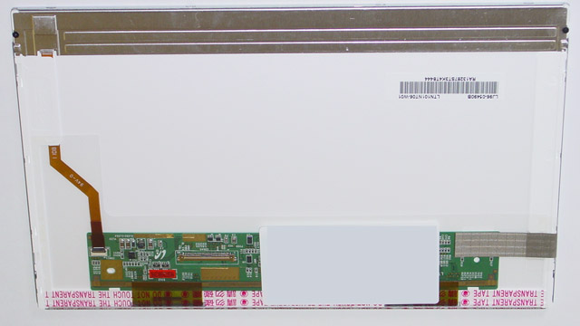 10.1 HP MINI 110-1115SA BLACK WSVGA LED LCD GAUCHE""