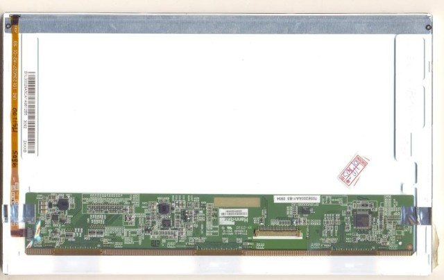 DALLE ECRAN HP MINI 110-1012NR 10.1 LCD LED BAS DROIT