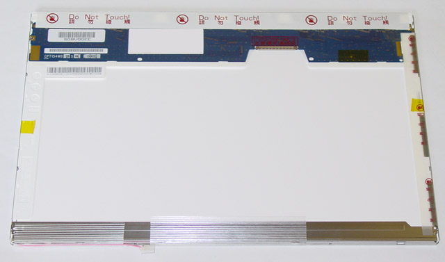 DELL PART NUMBER KW001 15.4 WXGA+ LCD DALLE ECRAN