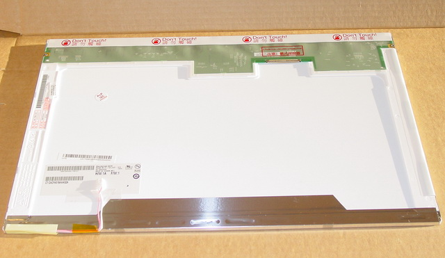 DELL PART NUMBER RY7896 17.1 WUXGA LCD DALLE ECRAN