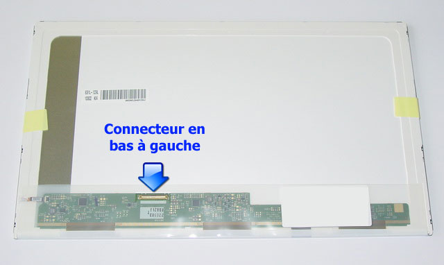 HP PAVILION G62-140US 15.6 DALLE Ecran LED GAUCHE