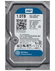 "3.5"" Western Digital WD10EZEX 1TB 7200RPM HDD"