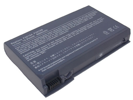 Batterie PC Portable HP OmniBook XT6200-F4528JG XT6200-F4527JT
