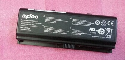 2800mAh hasee W20-4S2800-S1S7 Batterie PC Portable