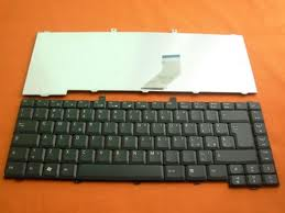ACER Aspire 3100 5100 3650 Clavier Klavyesi Turkish B