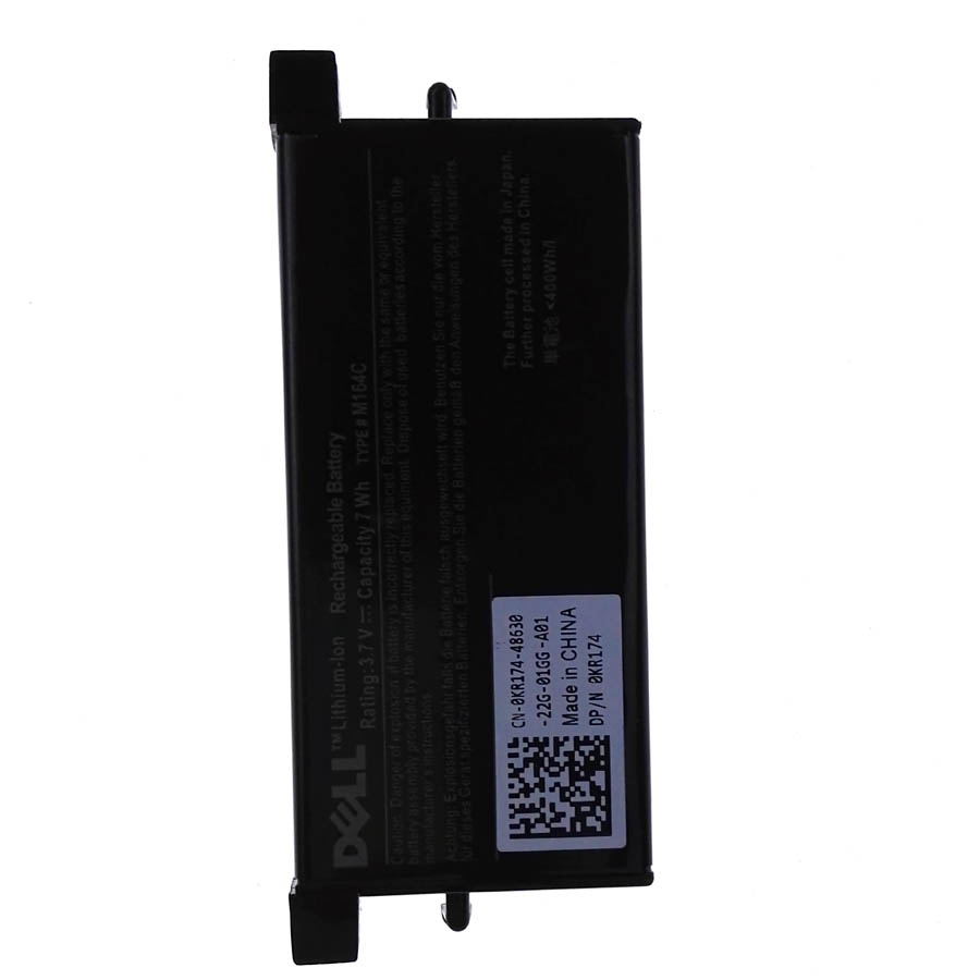 7WH Dell Perc 5/e M164C M9602 Batterie PC Portable