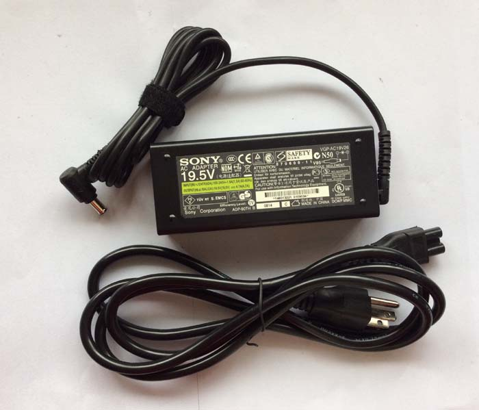 Chargeur Ordinateur Portable SONY Vaio GRS615SK DY-AS1990-E