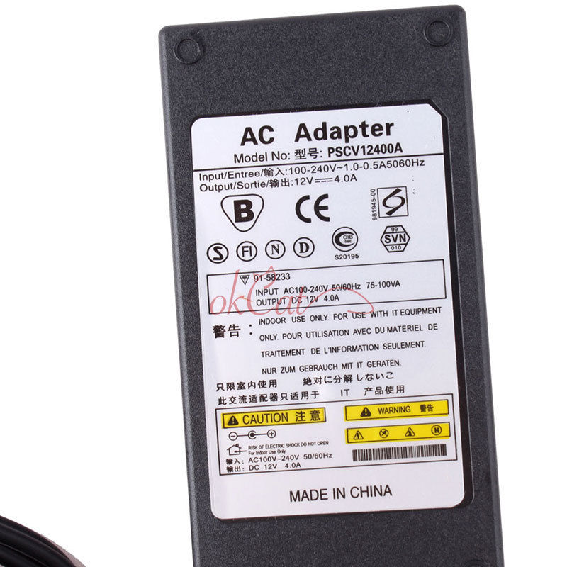 Chargeur Ordinateur Portable ACER AGe 400A 821A Neovo F-415