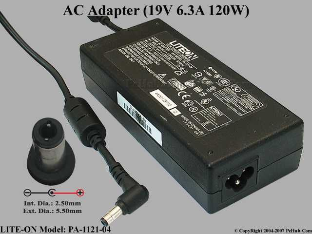 Chargeur Ordinateur Portable ACER Aspire 1600 Series