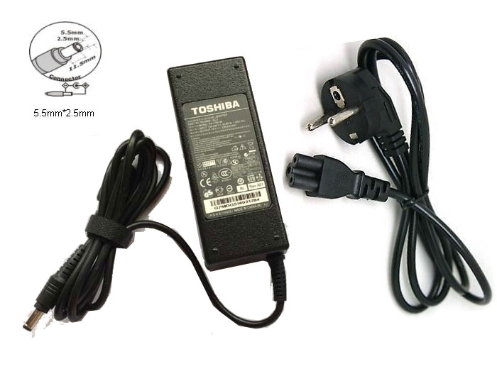 Chargeur Ordinateur Portable TOSHIBA Satellite U300-11P