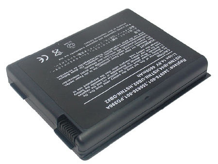 Batterie PC Portable HP Pavilion ZD8000, zv5029AP,zv5040EA